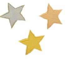 Kidsline - Star Drawer Knobs - Blue