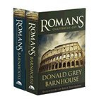 img - for Romans: Expositions of Bible Doctrines (2 Volumes) book / textbook / text book