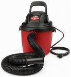 Shop-Vac 5890200 2.5-Gallon  2.5-Peak HP HangOn Wet/Dry Vacuum