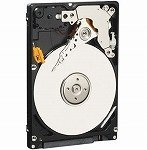 WESTERN DIGITAL 2.5インチ内蔵HDD Serial-ATA 5400rpm 320GB 8MB WD3200BEVT