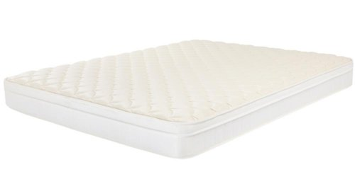 "Rv Mattress With Gel. Pillow Top Rv Mattress Short Queen, 60""X74"" front-66610"