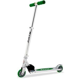 The Excellent Quality A Scooter Green