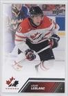 Louis Leblanc Team Canada (National Team) (Hockey Card) 2013 Upper Deck Team Canada #150