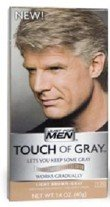 Just for Men Touch of Gray Gray Hair Treatment,