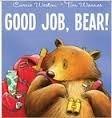 img - for Good Job, Bear book / textbook / text book