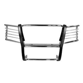 2007-2012 GMC YUKON XL 2500/3500 Aries Stainless Steel Grille Guard