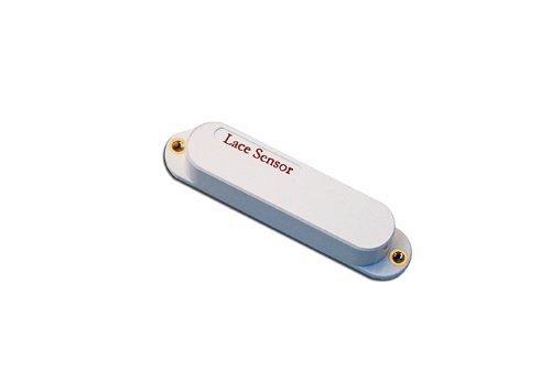 国内正規品 LACE Lace Sensor Series レースセンサー シングルコイル ピックアップ Burgundy / White cover