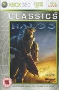 Halo 3 Xbox Classics UK Import