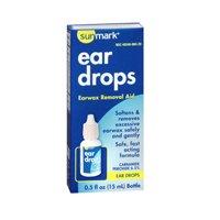 Sunmark Sunmark Ear Drops Earwax Removal Aid