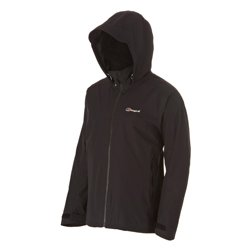 BERGHAUS Men's Bowscale Jacket, Black, XXL