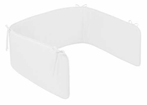 Julius Zöllner 82500 40100 - Paracolpi Basic, colore: Bianco