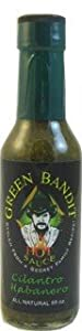 Green Bandit Cilantro Habanero Hot Sauce - 5oz from Green Bandit