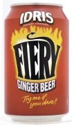 Idris, Bev Ginger Beer, 330-ML (24 Pack)