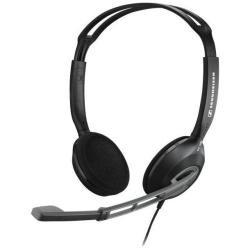 Sennheiser PC 230 PC Kopfhörer mit Mikrofon (113 dB)
