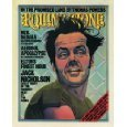 img - for December 4 1975 Rolling Stone Magazine #201- Jack Nicholson book / textbook / text book
