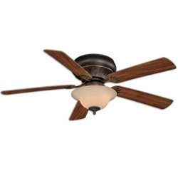 AireRyder FN52473OR 52-Inch Porter Ceiling Fan, Oil Rubbed Bronze