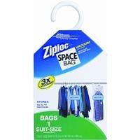Space Bag #WBR-5700 Vacuum Seal Clear Hanging Storage Bag (Ziploc Vaccum Bag compare prices)