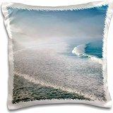 Tides - MOROCCO, TAGHAZOUTE: Atlantic Coast, Tides 16x16 inch Pillow Case