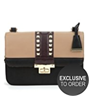Twiggy for M&S Collection Studded Shoulder Bag
