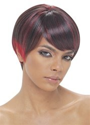 Synthetic hair Lulo wig by Janet Collection color 2