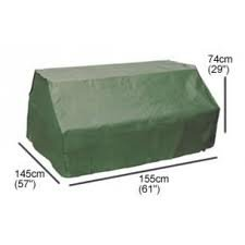 Bosmere B425 6-Seat Picnic Table Cover