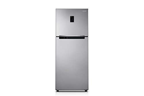 Samsung RT39HDAGES Frost-free Double-door Refrigerator (393 Ltrs, 3 Star Rating, Easy Clean Steel)