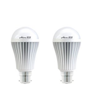 8W-Led-Bulb-(White,-Set-Of-2)