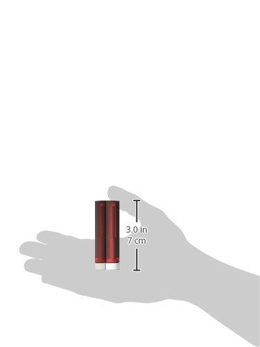 Maybelline Color Sensational Lipstick, Fatal Red