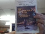 The Seasonable Angler: The Adventures and Misadventures of an Angling Addict (0671663283) by Lyons, Nick