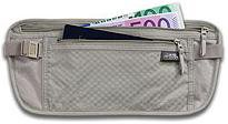 Lewis N. Clark Deluxe Waist Stash - Accommodates up to 50