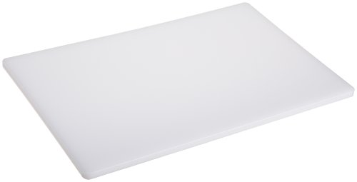 Stanton Trading 18 by 30 by 1/2-Inch Cutting Board, White
