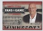 Jesse Ventura Minnesota Twins (Baseball Card) 2005 Donruss Fans of the Game #FG-1