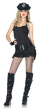 Officer Pat Down Adult Costume - Small/Medium