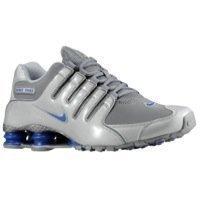 Nike Shox NZ EU Schuhe metallic silver-gym royal - 41