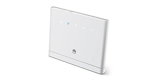 Huawei B315s-22 4G LTE/WiFi blanc Gigabit - 2xSMA pour antenne externe