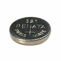 IEC SR65 Watch Coin Cell Battery from Renata