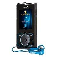 SIRIUS Stiletto 2 Portable Satellite Radio  MP3