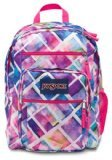 JanSport Big Student Backpack, Multi Glow Box