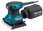 "Makita BO4556K 1/4"" Sheet Finishing Sander w/ Case"