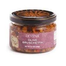 Divina Bruschetta Olive, 8.1 Ounce -- 6 per case.