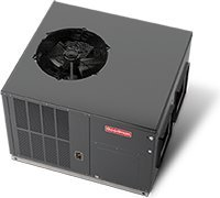 Goodman 5 Ton 15 SEER Air Conditioner 138 000 BTU Gas Package Unit GPG156014041