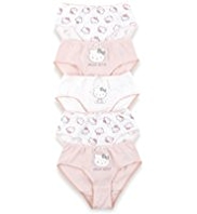 5 Pack Hello Kitty Pure Cotton Briefs