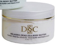DEEP SEA COSMETICS BODY BUTTER RELAXING COCO & LIME SCENT – DEAD SEA
