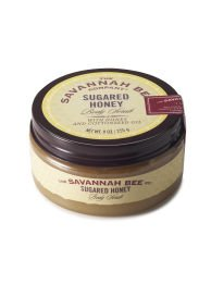 The Savannah Bee Company Sugared Honey Body Scrub 9 oz.