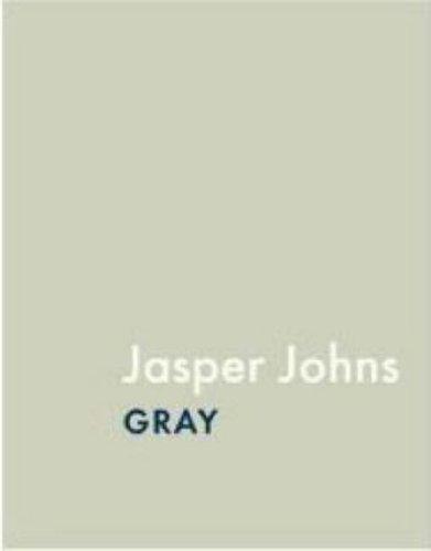 JASPER-JOHNS-GRAY-ART-INSTITUTE-OF-CHICAGO-By-Douglas-Druick-Hardcover-Mint
