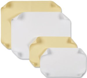Leathercraft Blotting Paper Full Demy W445xD570mm Folded White Ref FDBPWH05 [5 Sheets]