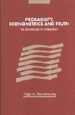 Amazon.com: Probability, Econometrics and Truth: The Methodology of Econometrics (9780521553599): Hugo A. Keuzenkamp: Books
