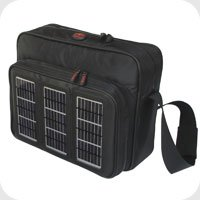 Voltaic Systems Solar-Powered Shoulder Bag: Messenger - up 15.2in