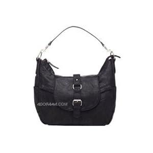 Kelly Moore B-Hobo Bag - Black