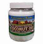 Carrington Farms Pure Unrefined Cold Pressed Coconut Oil - Organic Extra Virgin 1.6 litres/54 fl oz